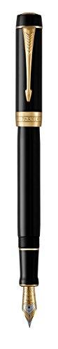 パーカー万年筆F細字デュオフォールドセンテニアルブラックGT1931381両用式正規輸入品
