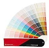 Benjamin Moore Color Preview Fan Deck