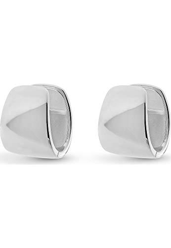 Quinn Damen-Creole 925er Silber One Size 85924222