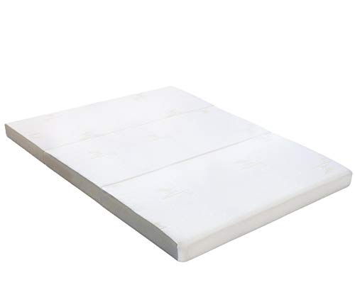 Milliard Tri Folding Mattress with Washable Cover - Queen (Mattress {Queen Size})