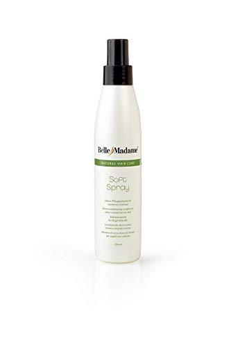 Echthaar Perücken Soft Silikon Spray 200 ml Dening Hair Belle Madame - für Extensions, Haarverlängerungen, Bondings, Haarteile, Haarsysteme & Echthaarperücken
