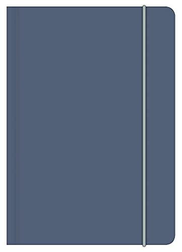 THISTLE 12x17 cm - Blankbook - 240 blanko Seiten - Softcover - gebunden: Midi Flexi EarthLine