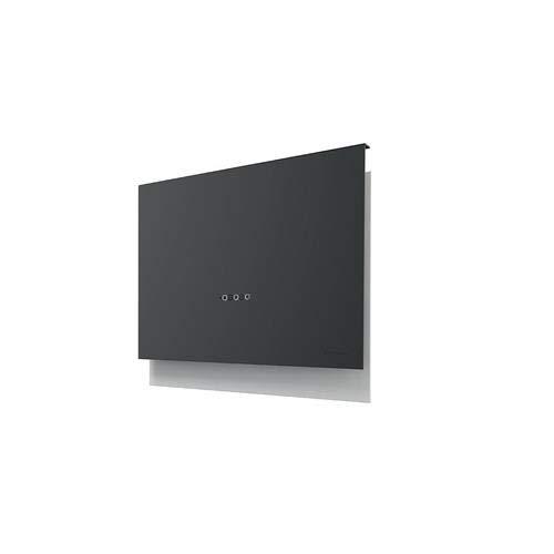 Faber Talika - Campana extractora de pared (80 cm), color gris oscuro