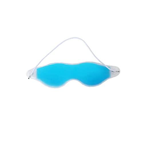 Dormir bouclier de la tête des yeux de refroidissement Technologie pour la détente du sommeil Blackout Migraine, Eye Gonflement, Dark Circle Relief - 1 Pc couleur aléatoire