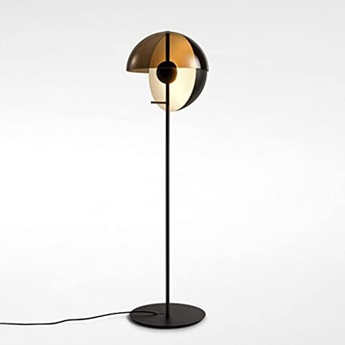 YWSZJ Lámpara de pie Moderno nórdica Simple Home Deco Lámpara de pie Lámpara de Dormitorio Metal Lámparas de pie para la Sala de Estar