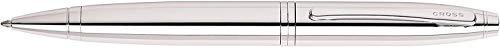 【名入れ無料】【ラッピング無料】クロス CROSS ボールペン 名入れ カレイ CALAIS ピュアクローム AT0112-1