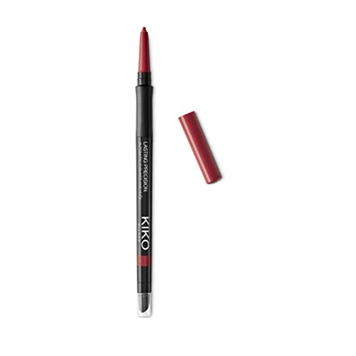 KIKO Milano Lasting Precision Automatic Eyeliner And Khôl 04 | Crayon Automatique Pour Les Yeux, Intérieur Et Extérieur De L'Oeil