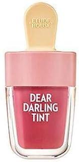 Dear Darling Water Gel Tint Ice Cream PK004 Red Bean,lip tint,tint,lipstick,lip color,lip makeup,lip