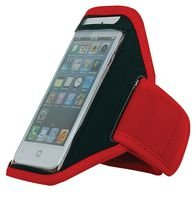Best Price Square Armband Holder, Mobile Phone, Red PH-Arm-RD by