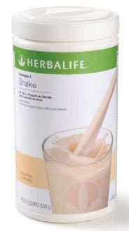Shake Herbalife (Sabores Diversos) (Baunilha Cremoso)