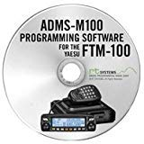 RT Systems Original ADMS-M100 Programming Software Only (Version 5.0) - for The FTM-100DR