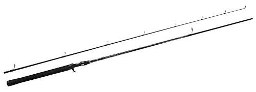 ABU GARCIA Vigilante - Combo de Surf Fishing, Color Negro, Talla 8 ft/10-30 g