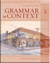 Grammar in Context 2 4th EDITION