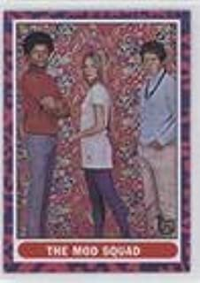 mod squad trading cards