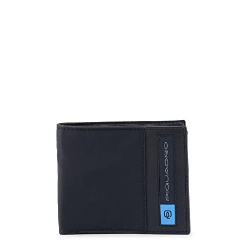 Portafoglio Piquadro PQ-Bios porta carte Blu