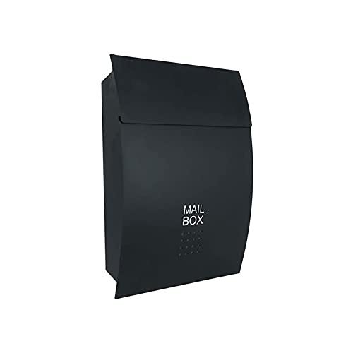 ZXN Buzón de seguridad RTU con buzones de post-montaje con caja de entrega bloqueada – caja de sugerencias de bloqueo montado en la pared a prueba de lluvia