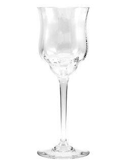 Baccarat Kristall Capri hoch American weiß/Europäische rot Wein Glas