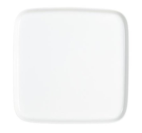 Kahla 207744A90020C Tablett quadratisch 24 x 24 cm Abra Cadabra, weiß