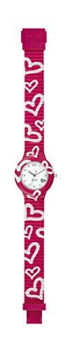 Hip Hop Watches - Orologio da Donna Hip Hop Fucsia HWU0906 -...