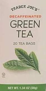 Trader Joe's Decaffeinated Green Tea 1.34 oz (Pack of 4)