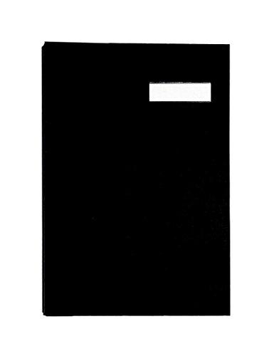Pagna 24191-44 Unterschriftsmappe, 20-teilig, schwarz