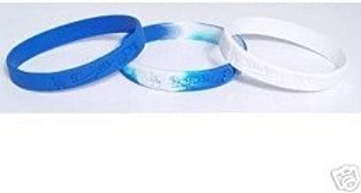 FOREVER Los Angeles Dodgers 3 Pack Wristband Set