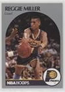 Reggie Miller (Basketball Card) 1990-91 NBA Hoops - [Base] #135