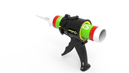 SILIGUN Caulking Gun - Anti Drip Extreme-Duty Caulking Gun - Patented...