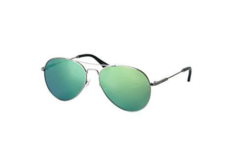 Mawaii Sunglasses The Drifter - polarisierte Sonnenbrille für Damen und Herren, moderne Pilotensonnenbrille, Sportsonnenbrillen,