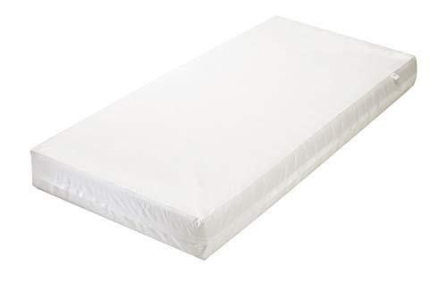 Pulmanova® Premium Encasing | Matratzenbezug rundum | milben- und allergendicht | optimaler Schutz für Hausstauballergiker (120 x 200 x 20 cm)