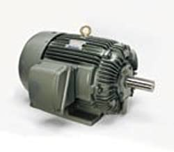 Teco E0/785, 0.75 HP, 900 RPM, TEFC, 145T Frame, 575 Volt, 3 PH, Max-E1, Footed AC Electric Induction Motor