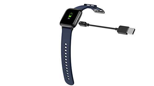 Smartwatch Ladekabel für ID205L, Magnetisches Design von USB-Ladekabel für Smart Watch