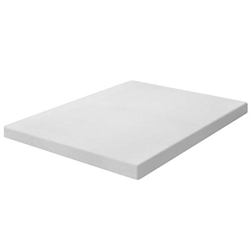 Full Size 4 Inch Firm Conventional Polyurethane Foam...
