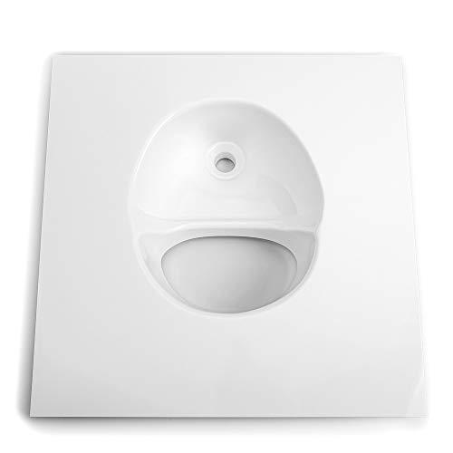 Kildwick Klassic - Separador para orina (tamaño XL, para inodoros de Compost), Color Blanco