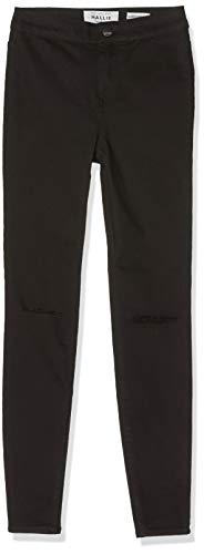 New Look Petite 3800927 Vaqueros Skinny, Negro, 26W x 28L (Pack de 8) para Mujer