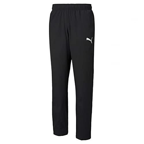 PUMA Active Woven Pants Op SRL Chándal, Hombre, Black, XXL