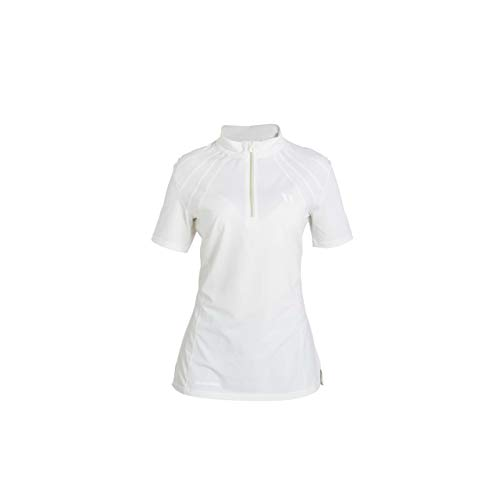 Back on Track Damen Olivia T-Shirt, Crème, Small
