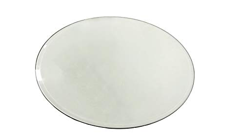Milan Round Tempered Glass Table Top, 42