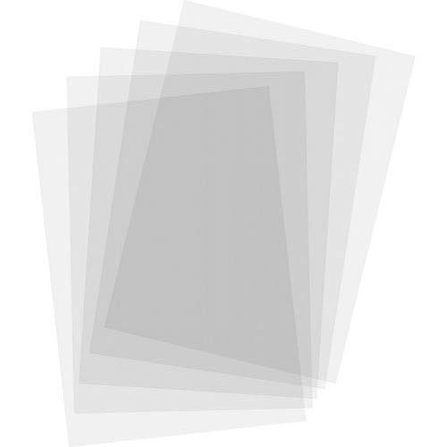Acetato transparente 700 micras. Lámina de 50 x 70 cm .Pack de...
