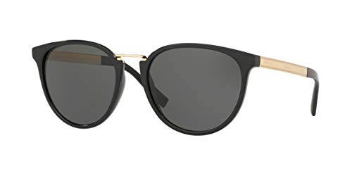 Versace 0VE4366 Gafas de sol, Black, 53 para Mujer