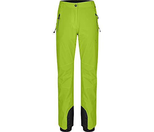Bergson skibroek dames Ice Light (slim fit), limoengroen [242], 40 - dames