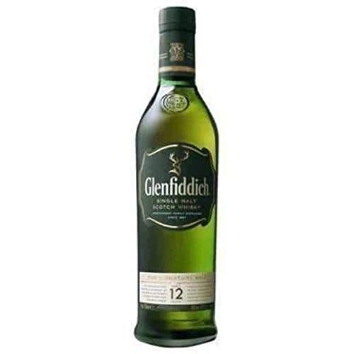 Glenfiddich 12 years Whisky 0,7L