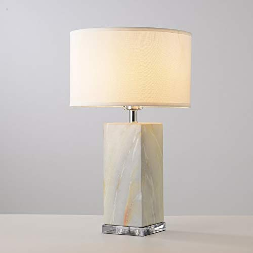 Zaklamp Moderne Minimalistische Marmer Ceramic Table Lamp Bedside Desk Tafellamp