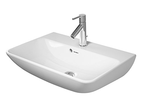 Duravit wastafel compact ME by Starck 600mm WG, 23436000001