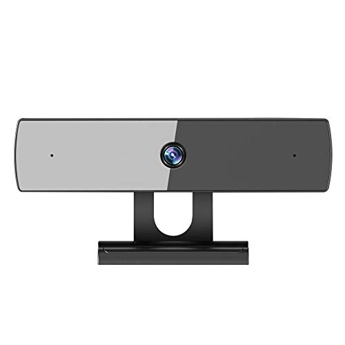 BEPM Computer Camera Webcam Full Hd 1080P Web Cam Desktop Pc Video Calling Webcam Camera Met Microfoon Mic Compatibel met Windows 10 Home #T2