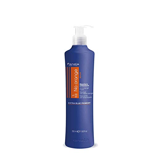 Fanola No Orange Anti-oranje masker - verzorging 350 ml