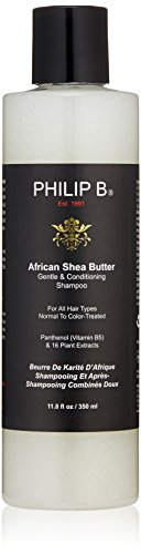 Philips B African sheaboter zachte & conditioning shampoo 350 ml