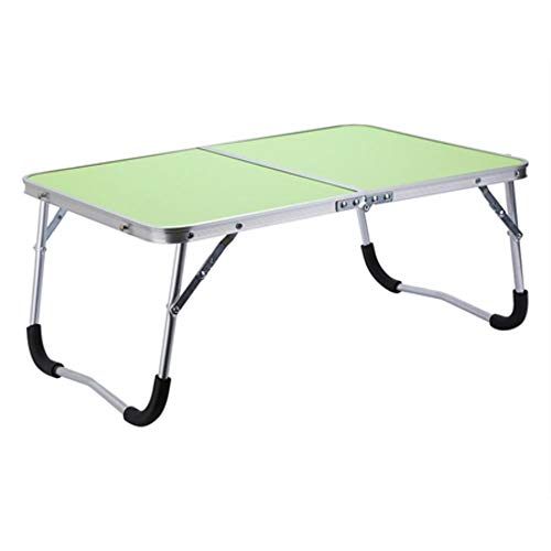 XDHN Draagbare computerpicknick schrijftafel camping klaptafel laptop desk stand PC notebook bed-houder-laptoptafel bureau meuble