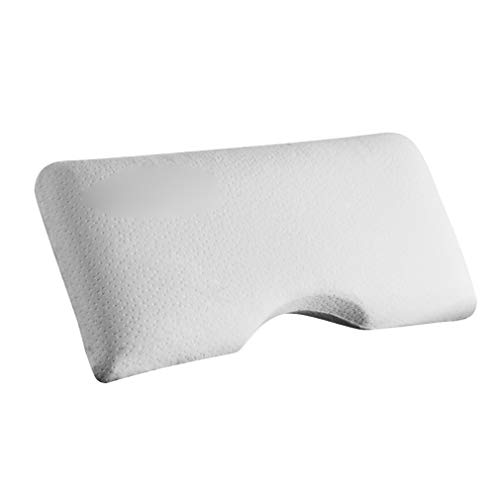 Xiao Jian Nackenhörnchen Gedächtniskussen Nekkussen Arch Suspension Substraat Deep Sleep Pillow Insomnia Speciaal Cervical Gebogen Soft 50x30x6cm