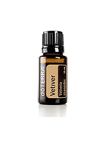 Doterra Vetiver (Vetiver etherische olie), 15 ml